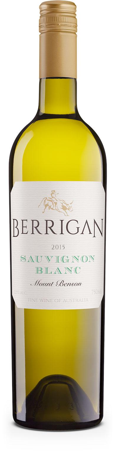 Berrigan Wines Sauvignon Blanc 2015
