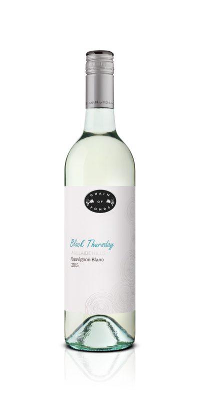 Chain of Ponds Black Thursday Sauvignon Blanc 2015