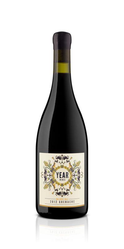Year Wines McLaren Vale Grenache 2012